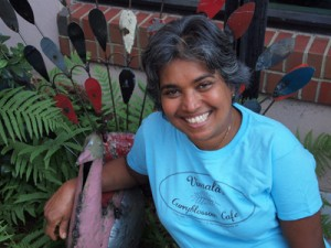 Vimala Rajendran is one of several Swarm speakers this year.