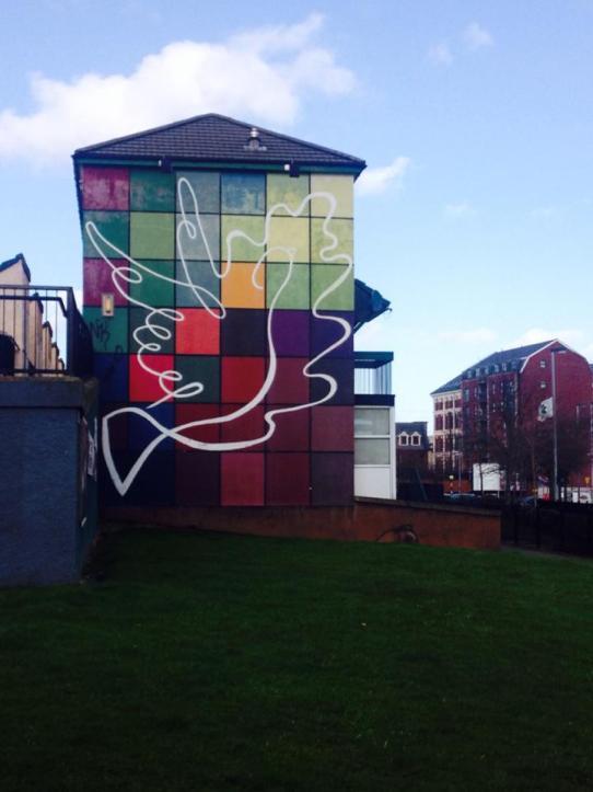 The Murals of Derry