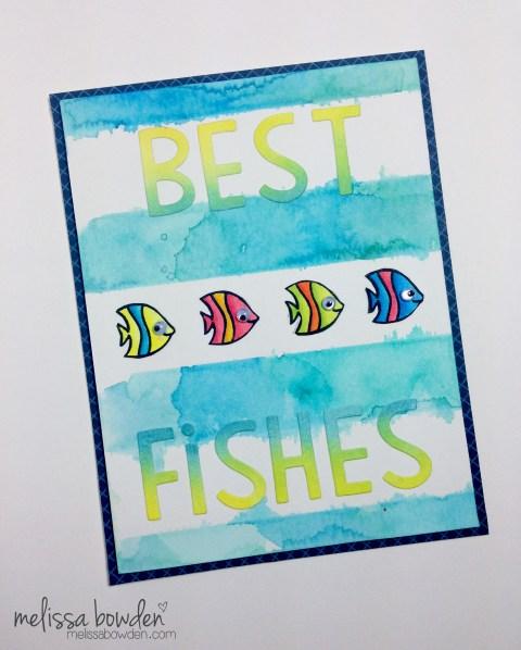 Best Fishes - Melissa Bowden