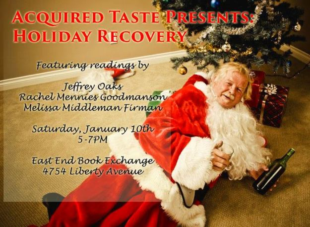 Acquired Taste Holiday Recovery