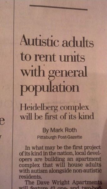 PG - Autistic Adults Housing