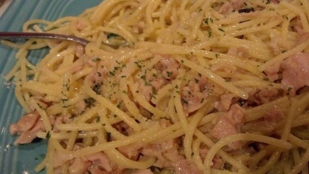 Alexander's Pasta with Clam Sauce