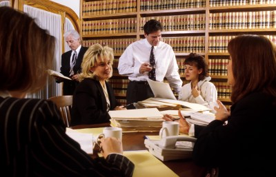Law Firm Of Attorney Who Volunteered To Conduct A Settlement Conference & Received Confidential ...