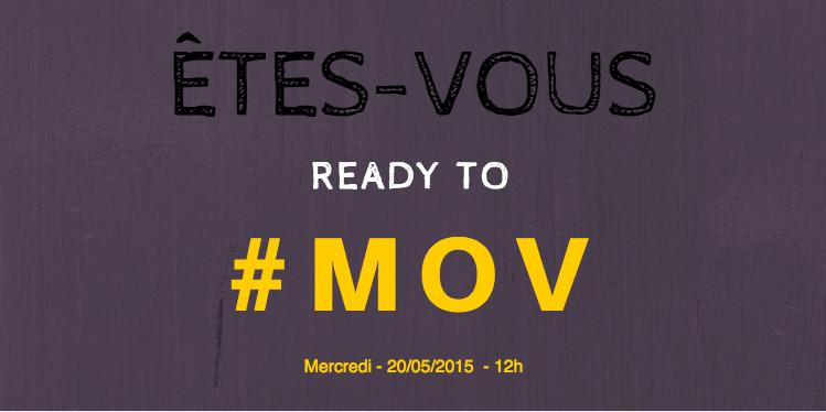 #MOV – Mercredi, on voyage : le nouveau Tweetchat du voyage