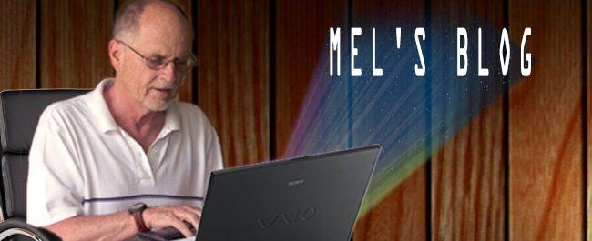 Mel's Blogs