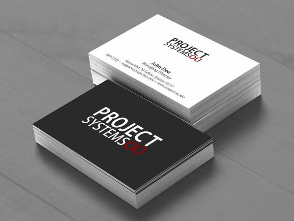 ProjectSys_BusinessCards