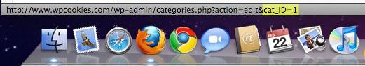 wordpress-category-id