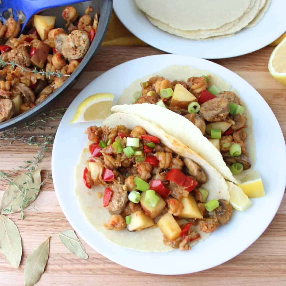 Glancing Crawfish Boil Tacos Living Well Kitchen Boiled Potatoes Recipe Nytimes Boiled Potatoes Recipe Ketchup nice food Boiled Potatoes Recipe