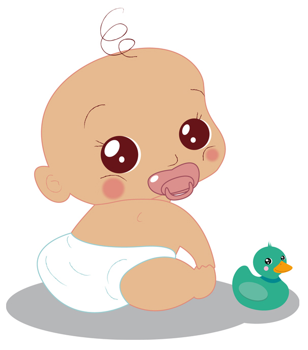 Dessin bebe
