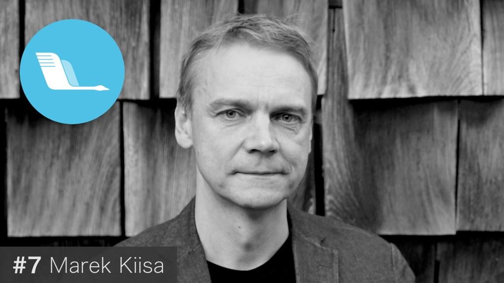 Globaalsed eestlased - Marek Kiisa
