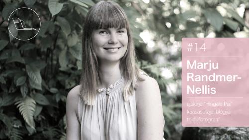 Globaalne eestlane Marju Randmer-Nellis 1
