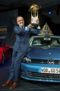 "Golf VII ""Car of the Year 2013"""