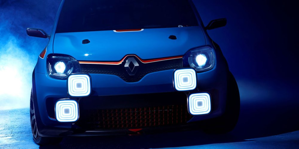 Renault Twin'Run Concept