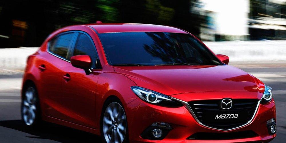 Todas las fotos del nuevo Mazda 3