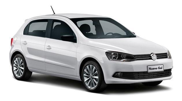 Volkswagen Gol y Gol Sedán 2014 a la venta en México