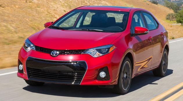 Así es el nuevo Toyota Corolla 2014