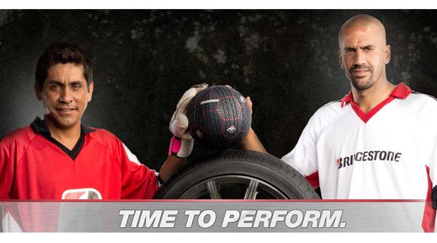 """Bridgestone lanza nueva campaña """"Time to Perform"""""""