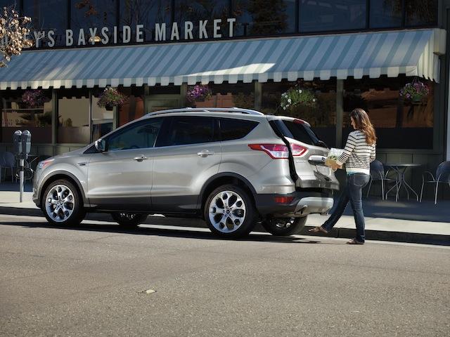 Ford Escape Titanium con Ecoboost