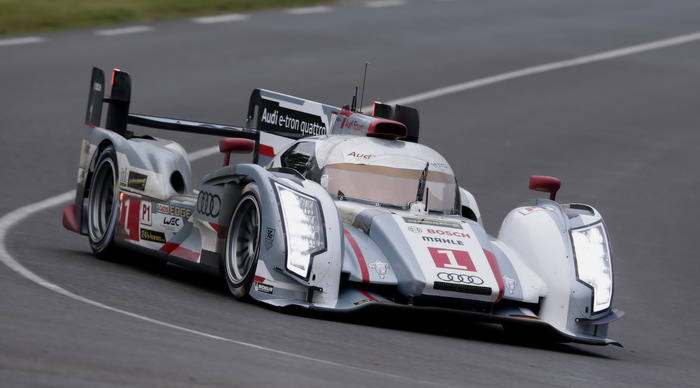 #ViernesDeVelocidad – 24 Heures du Mans