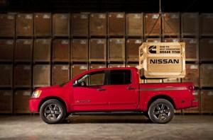 Nissan Titan Cummins