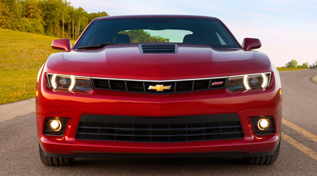 Chevrolet Camaro 2014 estrena diseño y tecnología