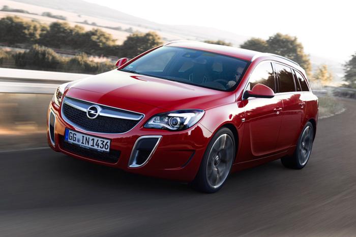 Opel Insignia, más y mejores prestaciones…