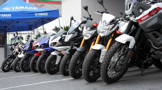 Probamos la gama de alta cilindrada de Yamaha de México