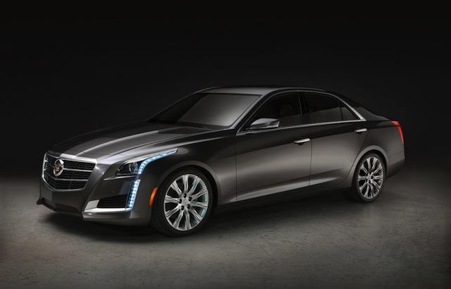 General Motors confirma la llegada a México de la nueva generación de Cadillac CTS