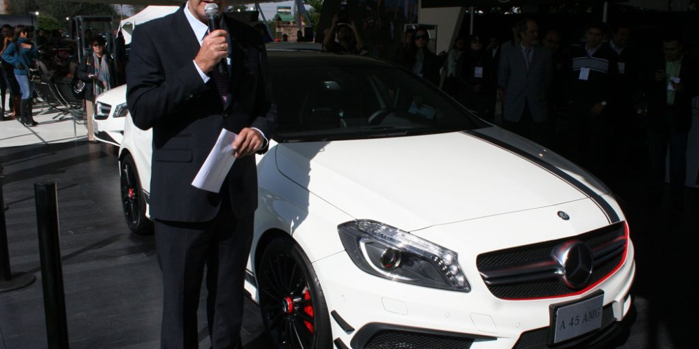 Mercedes-Benz y Smart en el GIA