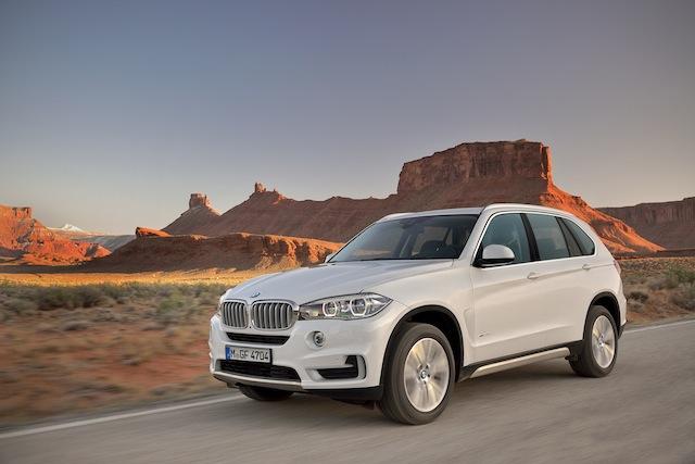 Presentación: BMW X5 2014