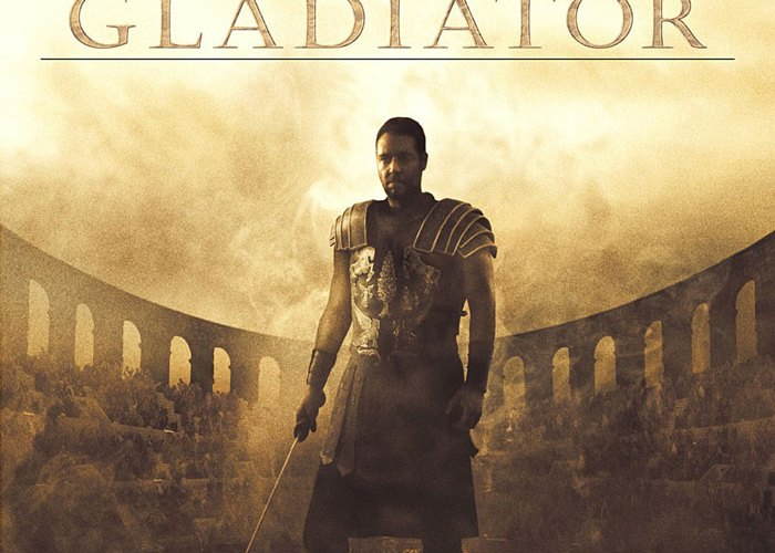 #MartesDeMachine – ¡El Gladiador!
