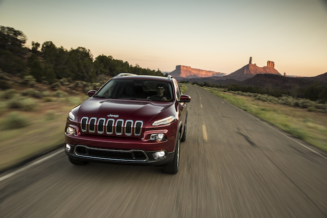 Jeep Cherokee 2014 y el Fiat 500L, obtienen el reconocimiento de seguridad Top Safety Pick 2013