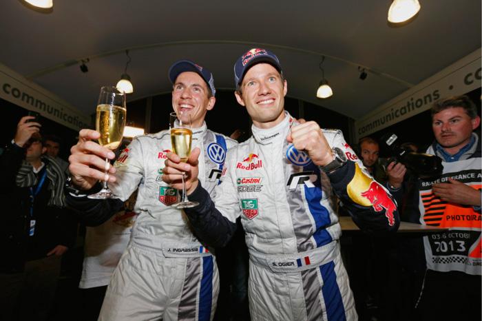 #ViernesDeVelocidad Sébastien Ogier ¡Campeón adelantado!