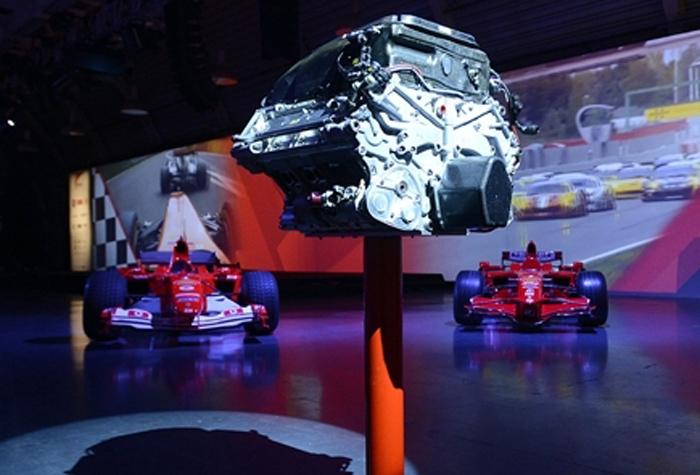 #MiércolesDeMotor – Ferrari 1.6 V6 Turbo F1