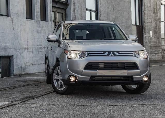 Mopar personaliza la nueva Mitsubishi Outlander 2014