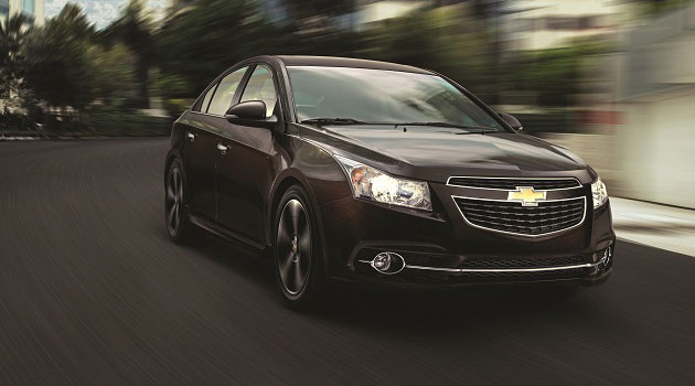 Chevrolet confirma la llegada de Cruze Turbo a México