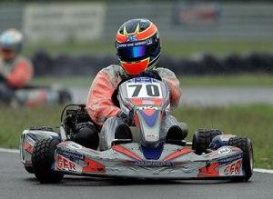 martyn lyell karting