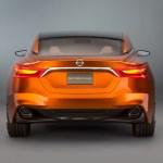 Nissan Sport Sedan Concept 4