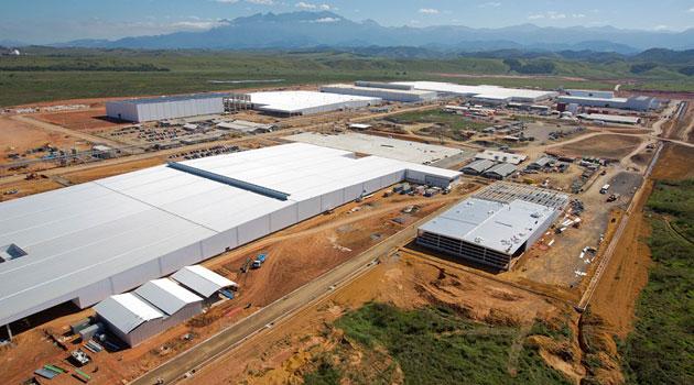 Nissan anuncia planta de motores en Resende, Brasil