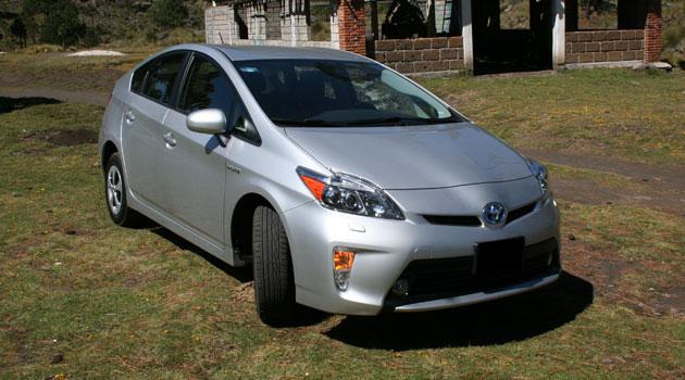 Llamado a revisión del Toyota Prius en México