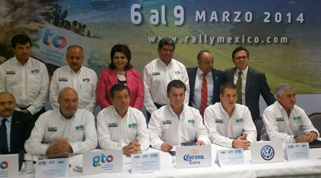 El Rally México está asegurado por tres años más