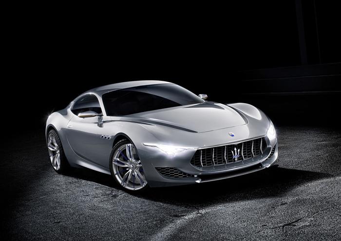 Concepto que rinde homenaje a Alfieri Maserati – Salón de Ginebra