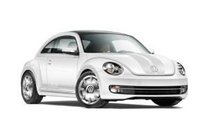 VW Beetle 50 aniversario