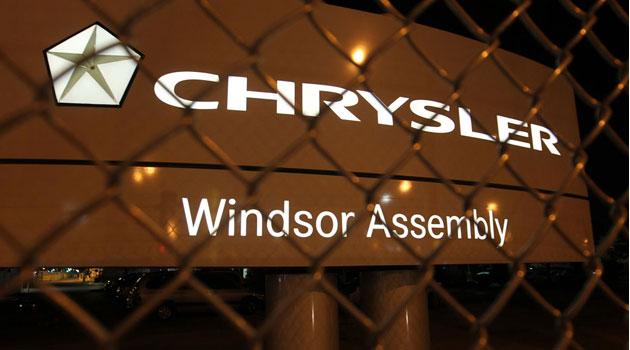 La Planta de Ensamble de Windsor de Chrysler recibe designación de nivel Plata