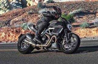 Ducati Diavel en el Salón de Ginebra
