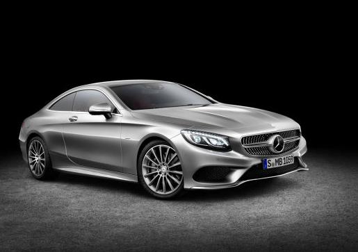 Mercedes-Benz S Class Coupe 2015, brilla en Ginebra