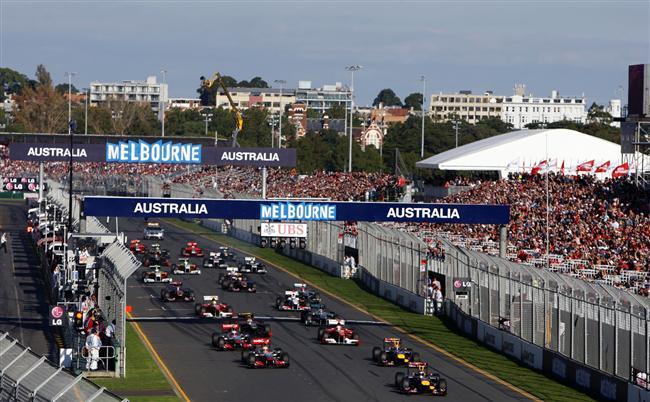 #ViernesDeVelocidad – Inicia la F1
