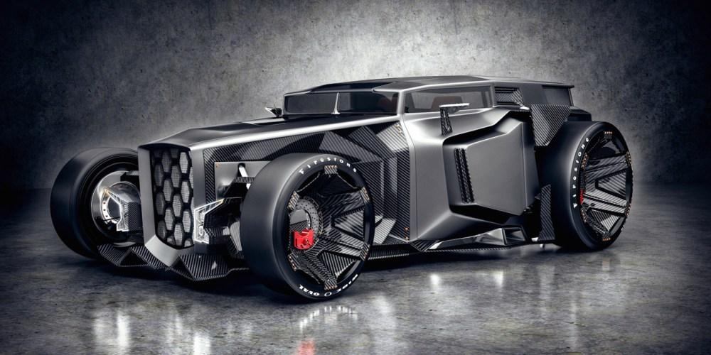 Lamborghini Rat Rod, cuando la imaginación juega