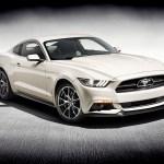 Ford Mustang 50 aniversario
