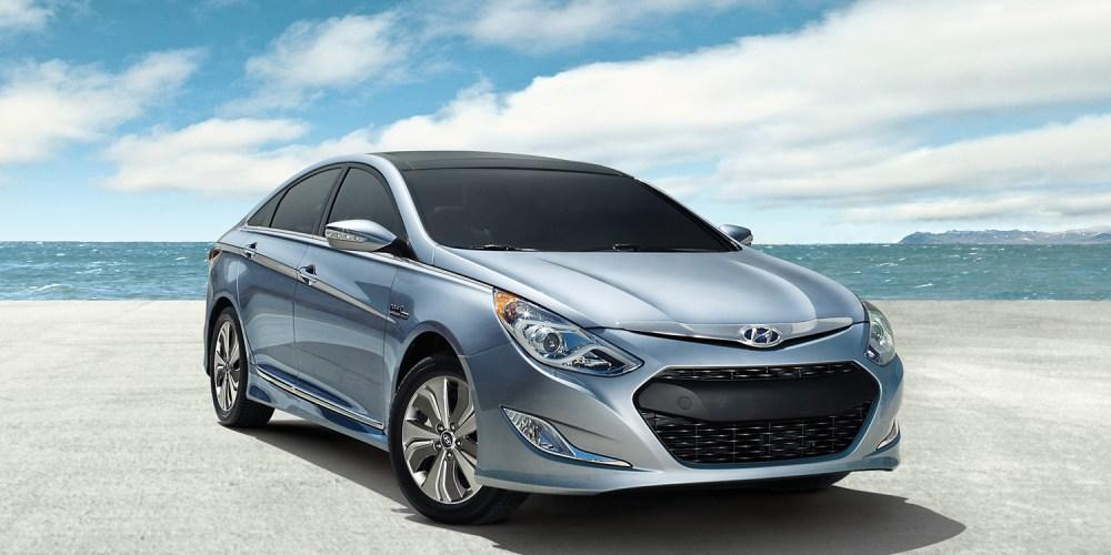 Detroit 2015, Hyundai Sonata Híbrido